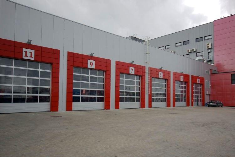 Изображение для категории Промышленные ворота