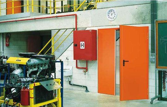 Изображение для категории Противопожарные двери