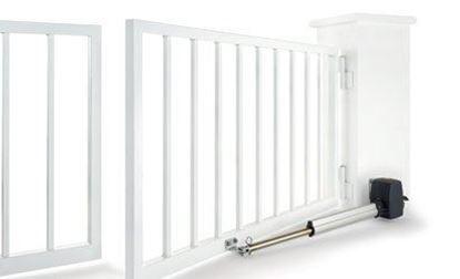 Изображение Комплект автоматики для распашных ворот RotaMatic P 2, BS. Арт. 4512675