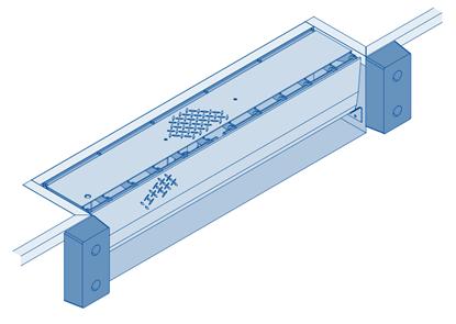 Изображение Механический перегрузочный мост MLS 435х2250