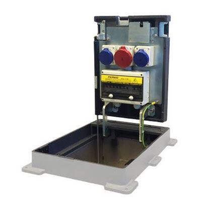 Изображение Подземная станция энергоснабжения Utility Underground M