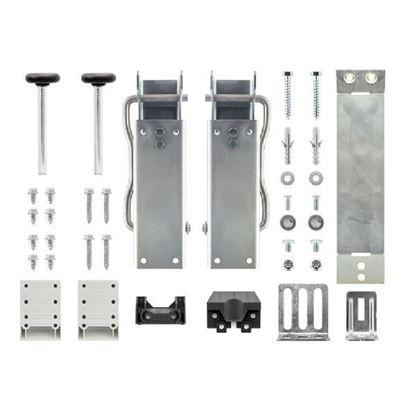 Изображение Комплект для проветривания ворот (откидывающийся роликодержатель) Арт. 4015282